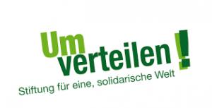 Logo der Stiftung Umverteilen!